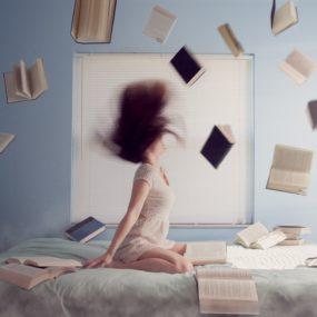 Sognare tra i libri